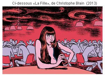 La Fille, de Christophe Blain